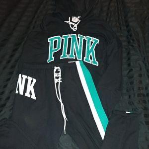NWT! VS Victoria's Secret PINK Sweats Set